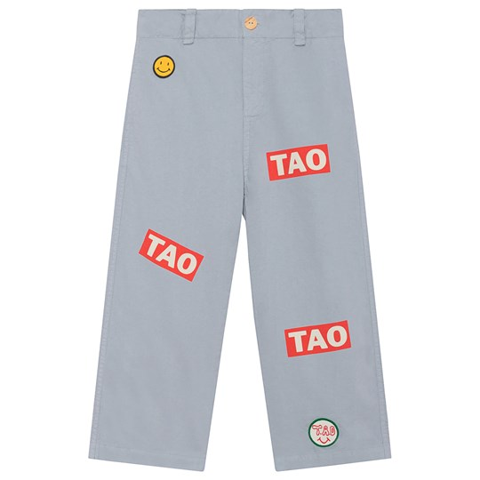 The Animals Observatory Colt Kids Pants Blue Tao Blue Tao