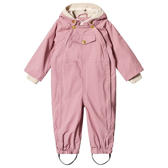 Mini A Ture Wisto Overall Lilas Rose Lilas Rose