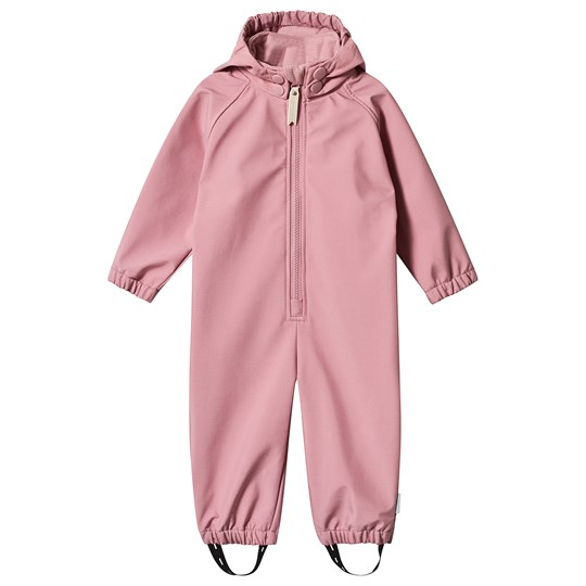 Mini A Ture Arno Coverall Lilas Rose Lilas Rose