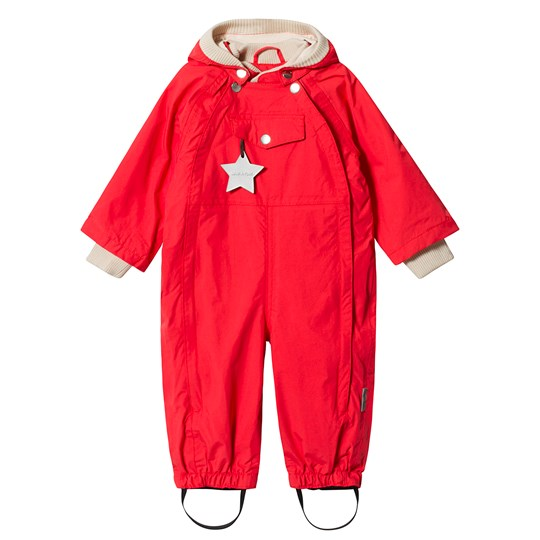 Mini A Ture Wisto Coverall Bitter Sweet Red Bitter Sweet Red