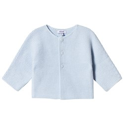 Absorba Pale Blue Knitted Cardigan