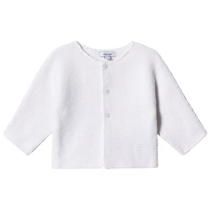 Image of Absorba White Knitted Cardigan 1 month (3125308023)