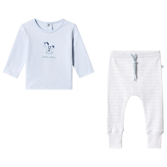 Absorba Pale Blue Tee and Pants Set 41