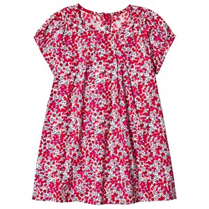Image of Absorba Red Liberty Floral Print Dress 12 months (3125308611)