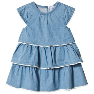 Image of Absorba Blue Chambray Dress 12 months (3125308657)