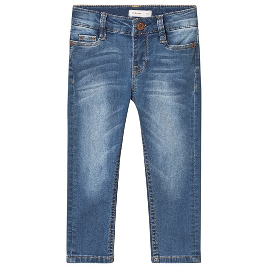 Levis Kids Blue Light Wash 711 Skinny Jeans 46
