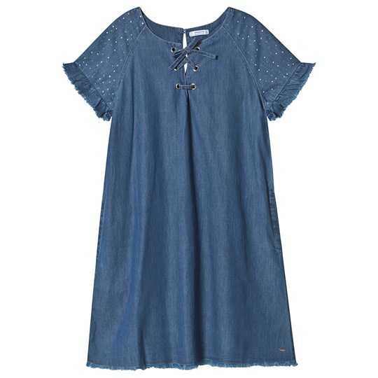 Mayoral Denim Dress 5