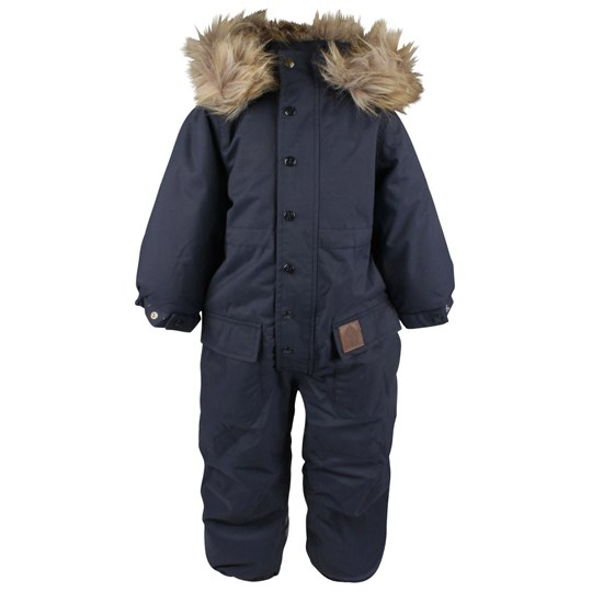 Popupshop Winter Suit Navywax Blue