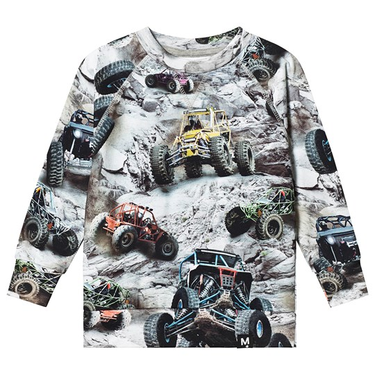 Molo Romeo Long Sleeve T-Shirt Offroad Buggy Offroad Buggy