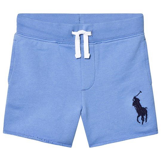 Ralph Lauren Blue Sweat Shorts 001