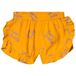 Soft Gallery Dusty Sunflower Shorts