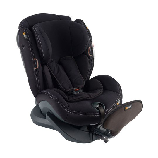 Be Safe iZi Plus X1 Car Seat Premium Car Interior Black Interior Black