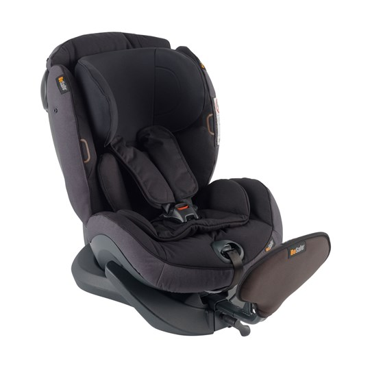 Be Safe iZi Plus X1 Car Seat Midnight Black Mélange Midnight Black Mélange