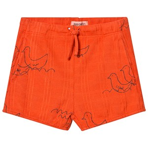 Image of Bobo Choses Geese Shorts Red Clay 4-5 år (3125294621)