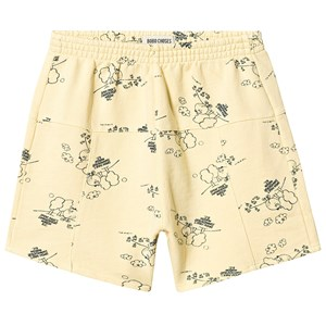 Image of Bobo Choses Tangerine Bermuda Shorts Mellow Yellow 6-7 år (3125294723)