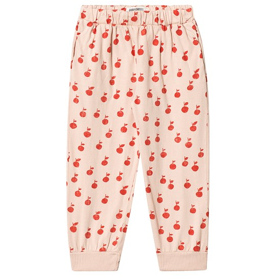 Bobo Choses Apples Pants Rose Dust Rose Dust