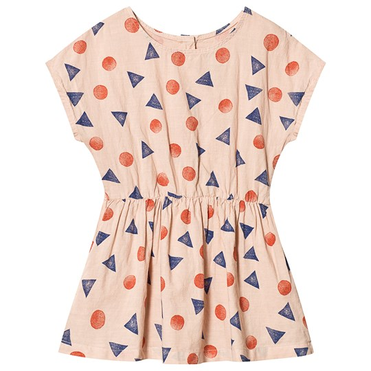 Bobo Choses Pollen T-Shape Dress Rose Dust Rose Dust