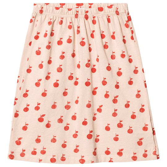 Bobo Choses Apples Pencil Skirt Rose Dust Rose Dust