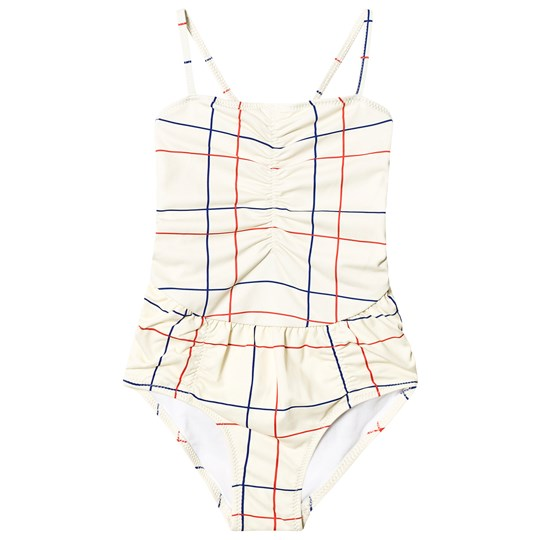 Bobo Choses Lines Swimsuit Mellow Yellow Mellow Yellow