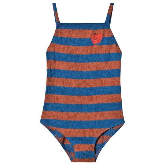 Bobo Choses Strawberry Swimsuit Seaport Seaport