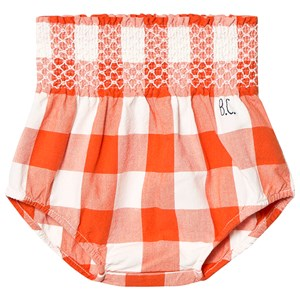 Image of Bobo Choses Vichy Bloomers Red Clay 12-18 mdr (3125296165)