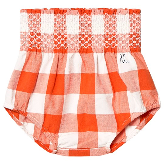 Bobo Choses Vichy Bloomers Red Clay Red Clay