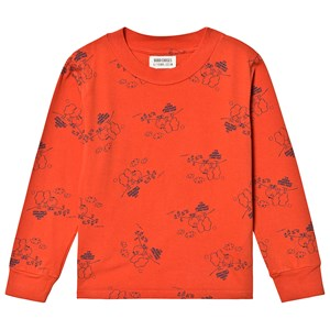 Image of Bobo Choses Tangerine T-Shirt Red Clay 2-3 år (3125313763)