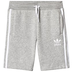 adidas Originals Branded Sweatshorts Grå