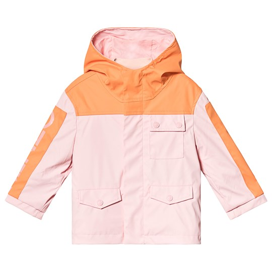 Kenzo 3-in-1 Pink and Orange Jacket 33