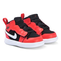 Air Jordan Red Air Jordan 1 Infants Hi Tops