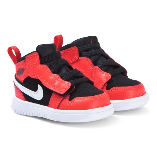 Air Jordan Red Air Jordan 1 Infants Hi Tops 061