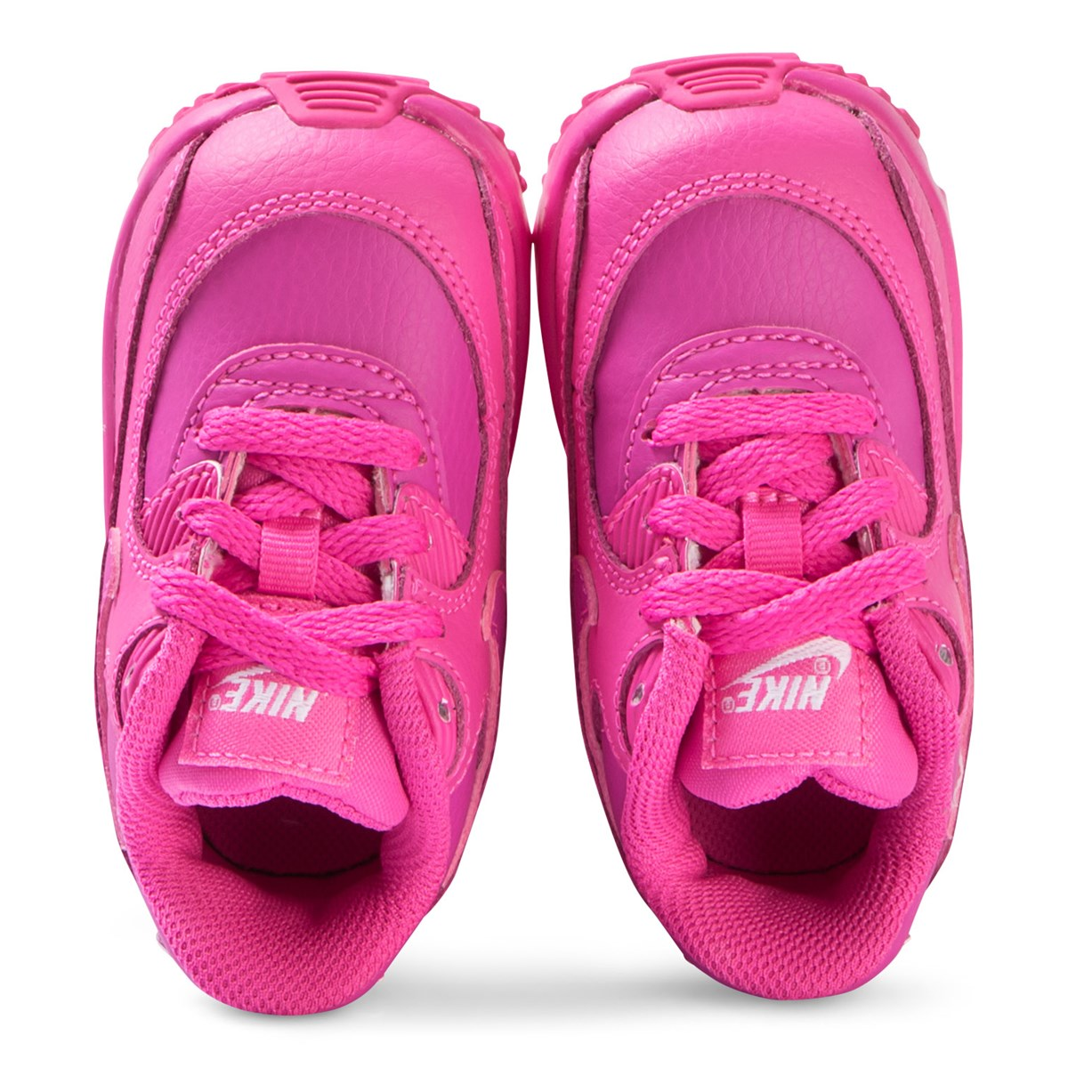 Pink Nike Air Max 90 Leather Infants Sneakers NIKE Babyshop
