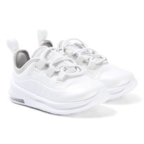 the best attitude 98ff1 0a89c NIKE White Nike Air Max Axis Infants Sneakers 100