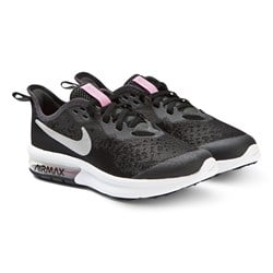 NIKE Air Max Sequent 4 Skor Svart
