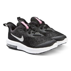 NIKE Black Nike Air Max Sequent 4 Sneakers