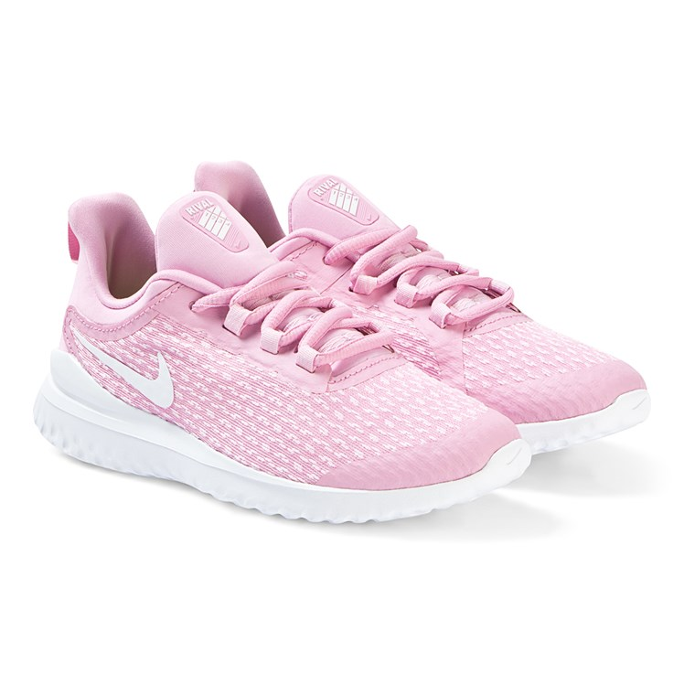 NIKE Pink Rise Rival Infant Sneakers Babyshop.no