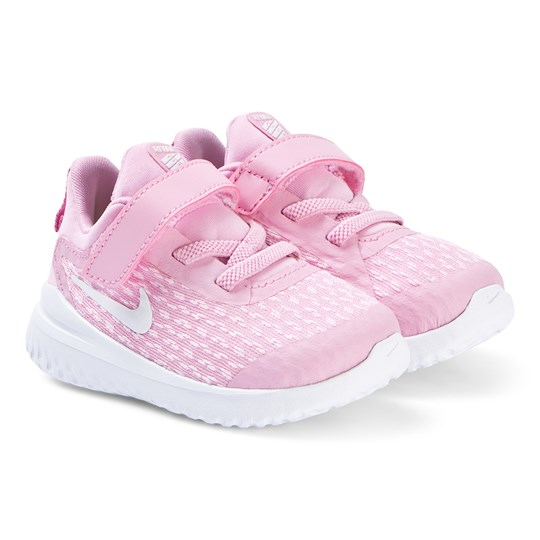 NIKE Pink Rise Rival Infant Sneakers 600