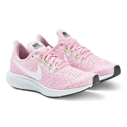 NIKE Pink Foam Zoom Pegasus 35 Performance Sneakers 600