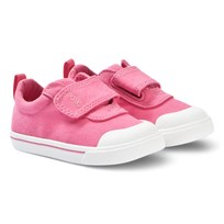 1ca241507d8 Toms Bubblegum Pink Canvas Tiny TOMS Doheny Sneakers Pink
