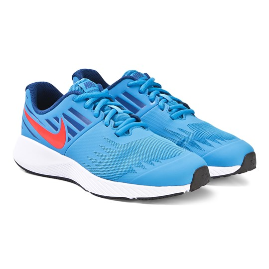 NIKE Photo Blue Star Runner Junior Sneakers 408