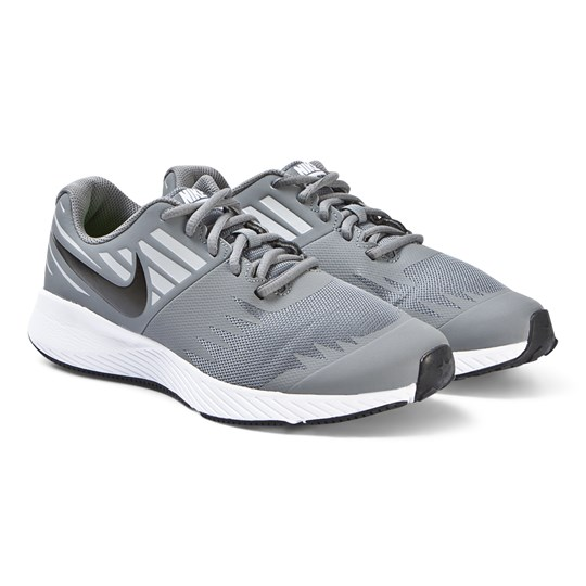 NIKE Cool Grey Star Runner Junior Sneakers 006