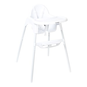 Image of Carena Askö White Basic High Chair One Size (1331890)