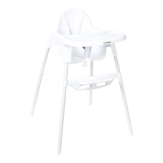 Carena Askö White Basic High Chair