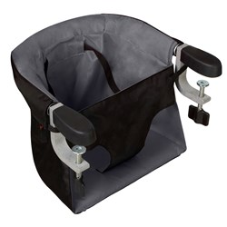 Mountain Buggy Neat and Petite, Ready to Eat Clip-on High Chair Flint