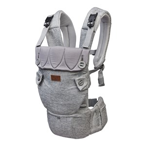 Image of Najell Baby Carrier Original Morning Grey One Size (1308989)