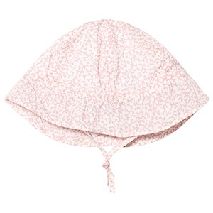 Image of Absorba Pink and White Liberty Bow Sun Hat 46 (12-18 months) (3125309661)