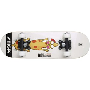 Image of STIGA Dog Skateboard 6.0 Hvid 5 - 12 years (1075334)