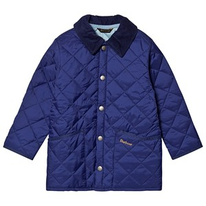 Image of Barbour Liddesdale Quilted Jacket Blue L (10-11 years) (3151384309)