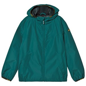 Image of Barbour Green Grange Parka Jacket S (6-7 years) (3151384467)