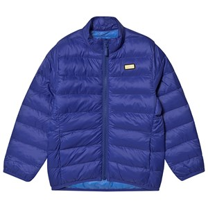 Image of Barbour Blue Reed Quilt Jacket L (10-11 years) (3125291755)
